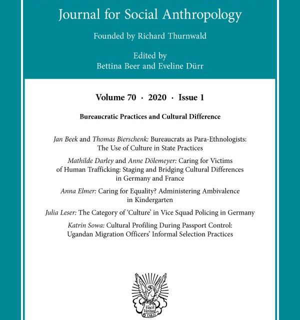 Caring for Victims of Human Trafficking: Staging and Bridging Cultural Differences in Germany and France