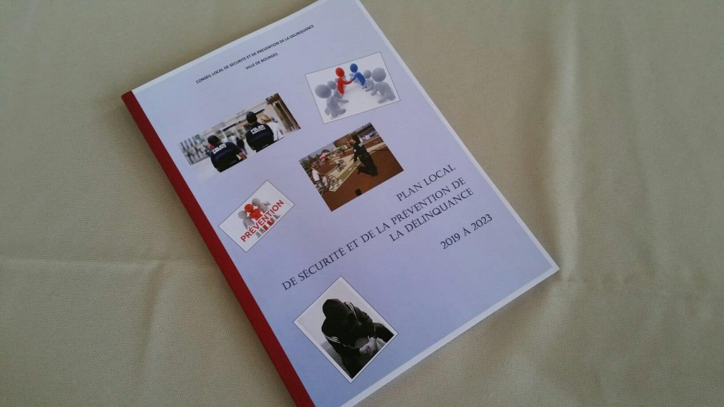 Projet de recherche politiques locales de prévention et sécurité