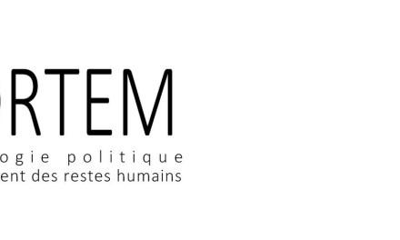 Les corps-témoins. Pour une sociologie politique du traitement des restes humains (CORTEM)