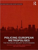 Governing Metropolises: the false pretense of metropolisation