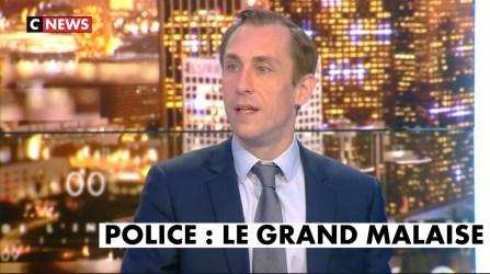 police : le grand malaise - Mathieu Zagrodzki - Les voix de l'info (C-News)