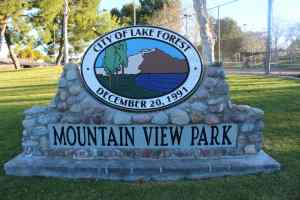 Lake Forest CA Homes and Community