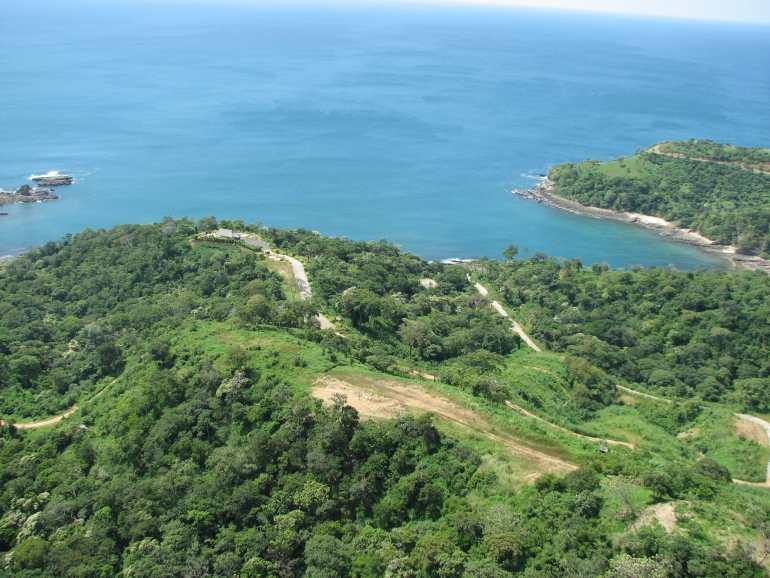 Paradise Bay - Cesi Pagano - Sky view