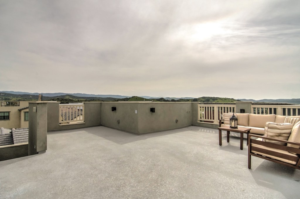 Rooftop Rancho Mission Viejo