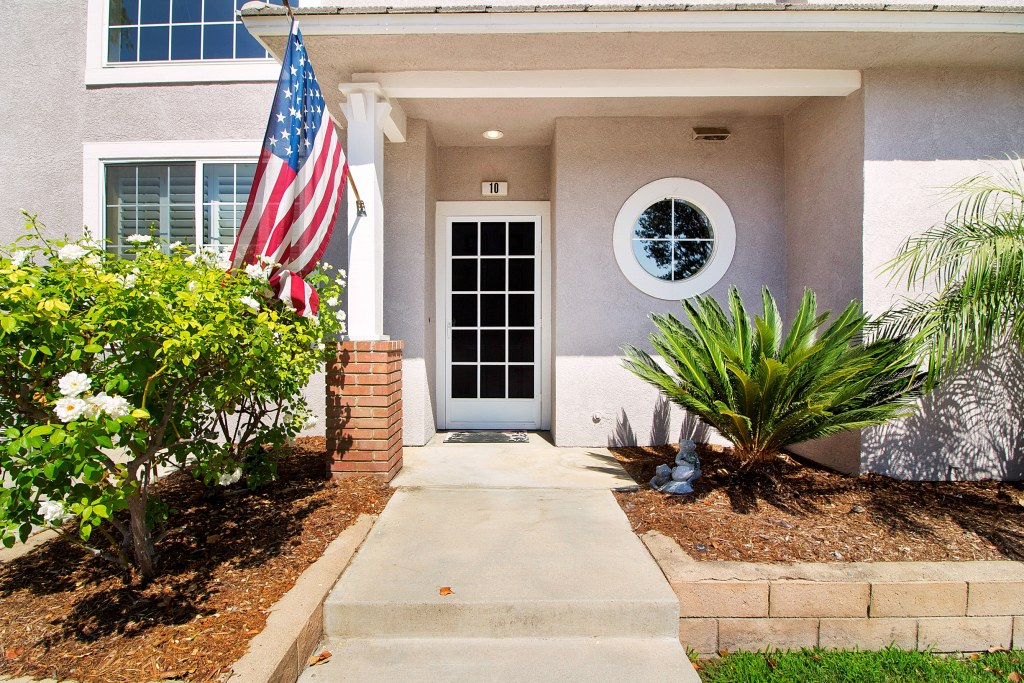 Front Home Chino Hills