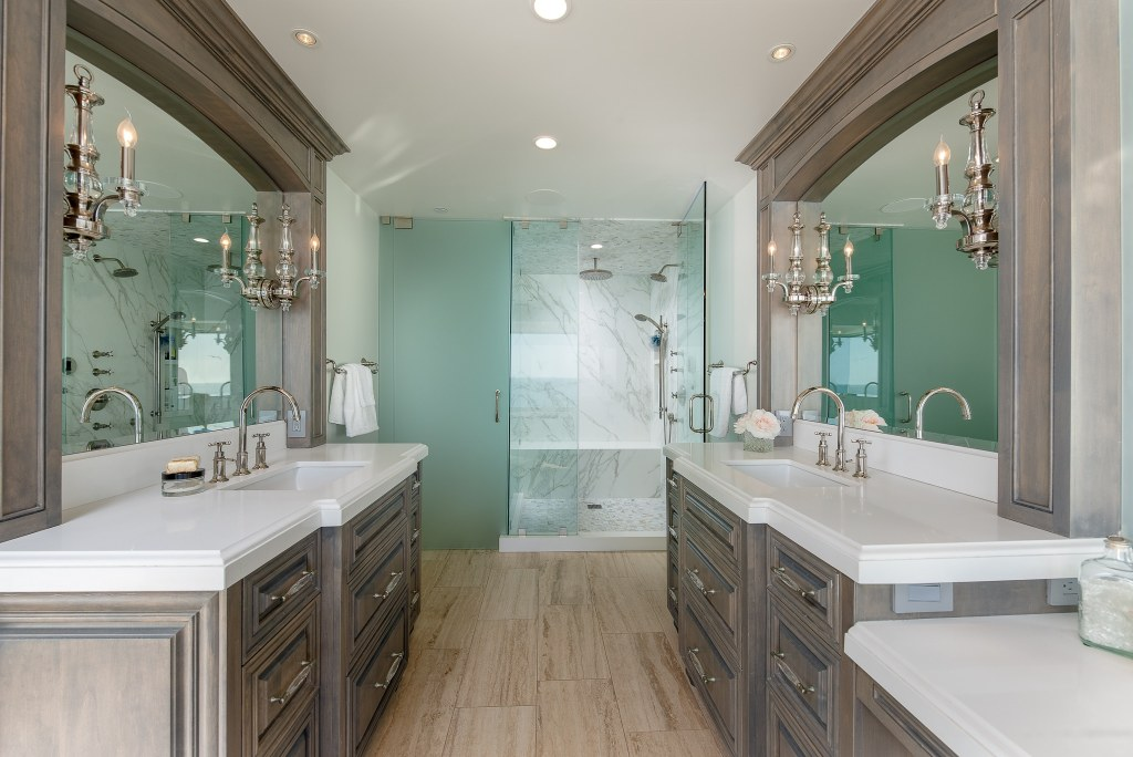 Master Bath Laguna Beach