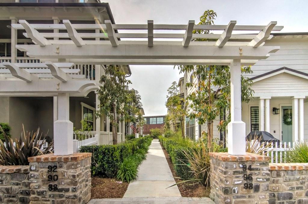 Entrance Rancho Mission Viejo