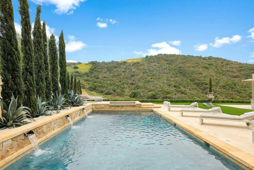 Pool Spa View Irvine CA
