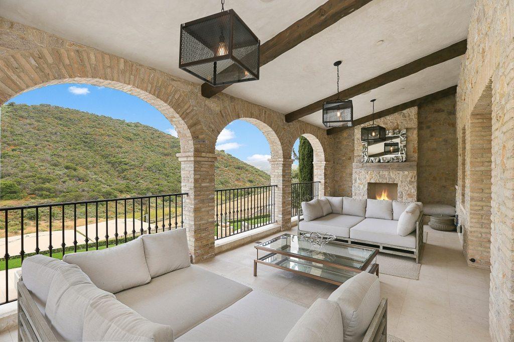 Master Balcony Irvine CA
