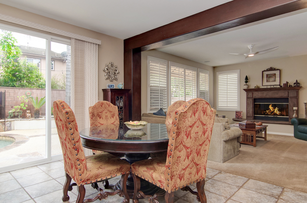 Breakfast Nook Ladera Ranch