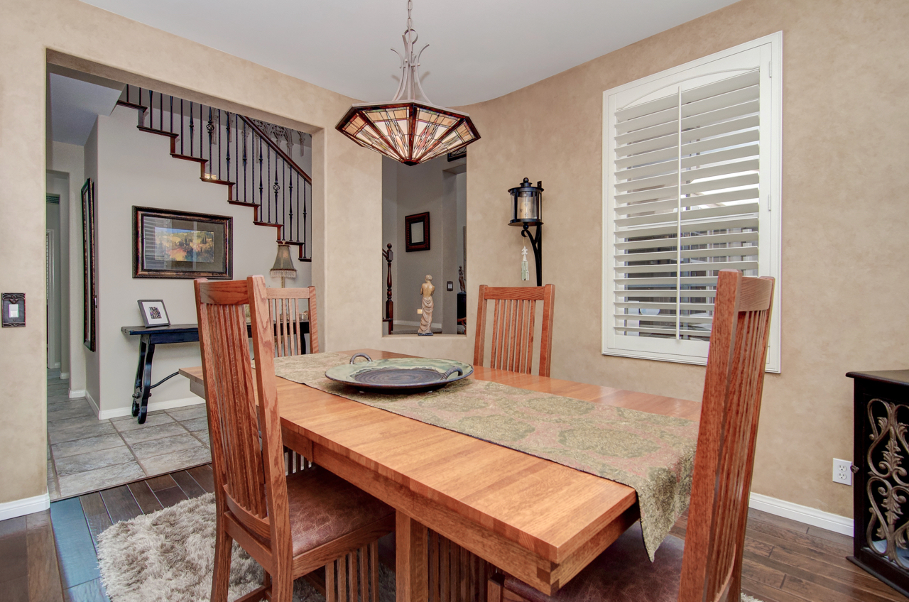 Formal Dining Room Ladera Ranch