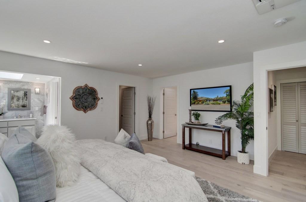 North Tustin Master Bedroom