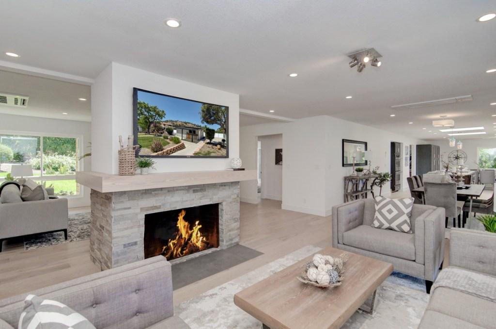 North Tustin Living Room 1