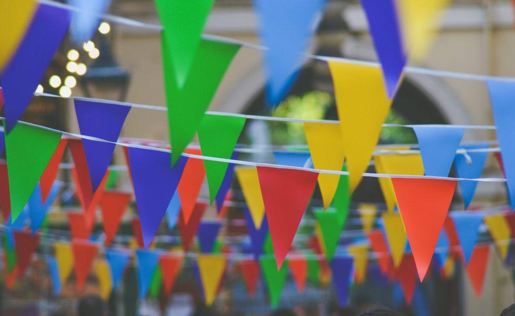 Fair Flags