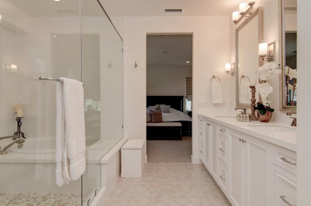 Master Bath Rancho Mission Viejo