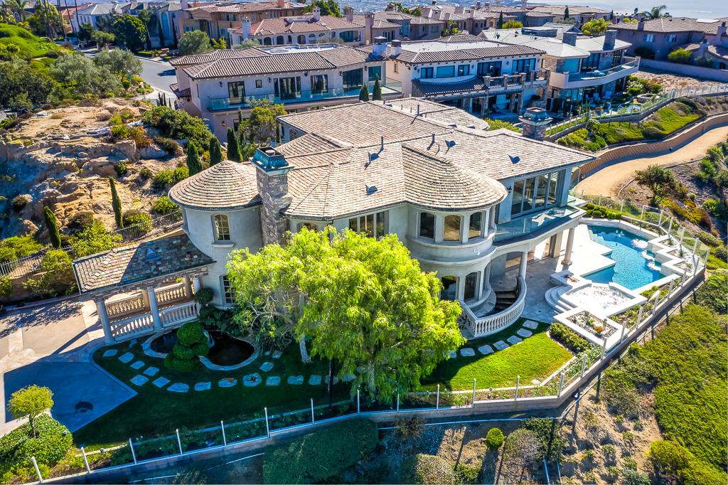 Drone Home Laguna Niguel