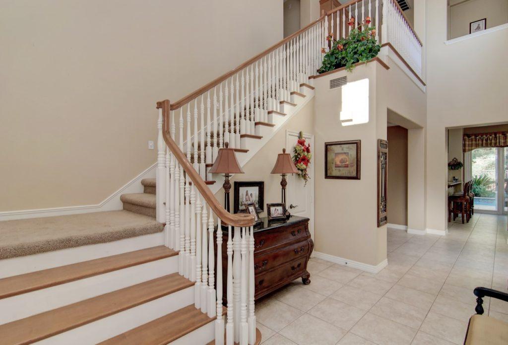 Staircase Entryway Aliso Viejo