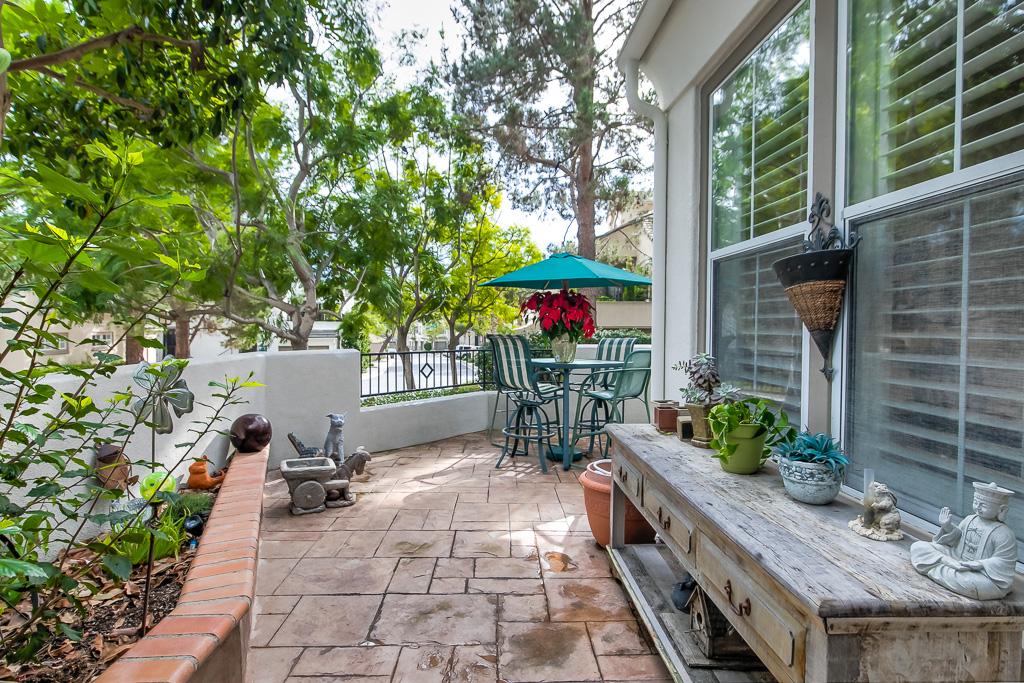 Porch with View Aliso Viejo