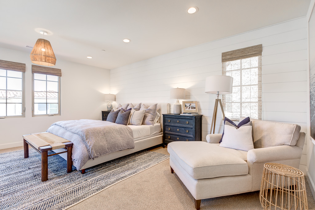 Master Bed San Clemente