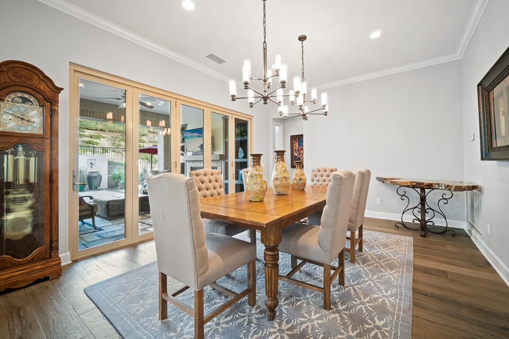 Formal Dining Room Rancho Mission Viejo