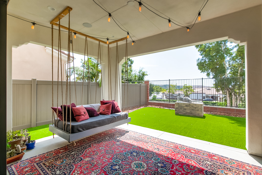 Hanging Couch Ladera Ranch