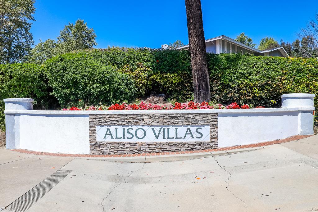 Aliso Villas Mission Viejo