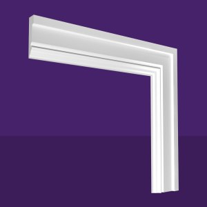 Victorian A Architrave