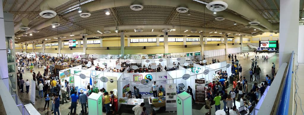 CESPPO participa en Expo-café en El Salvador