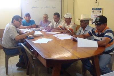 REUNIONES CON EL COMITE DE TRABAJADORES
