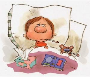 manejo fiebre infantil