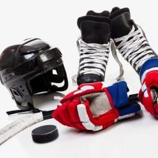 Équipement hockey