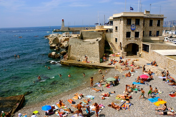 The Best Beaches In Nice, French Rivieria, France
