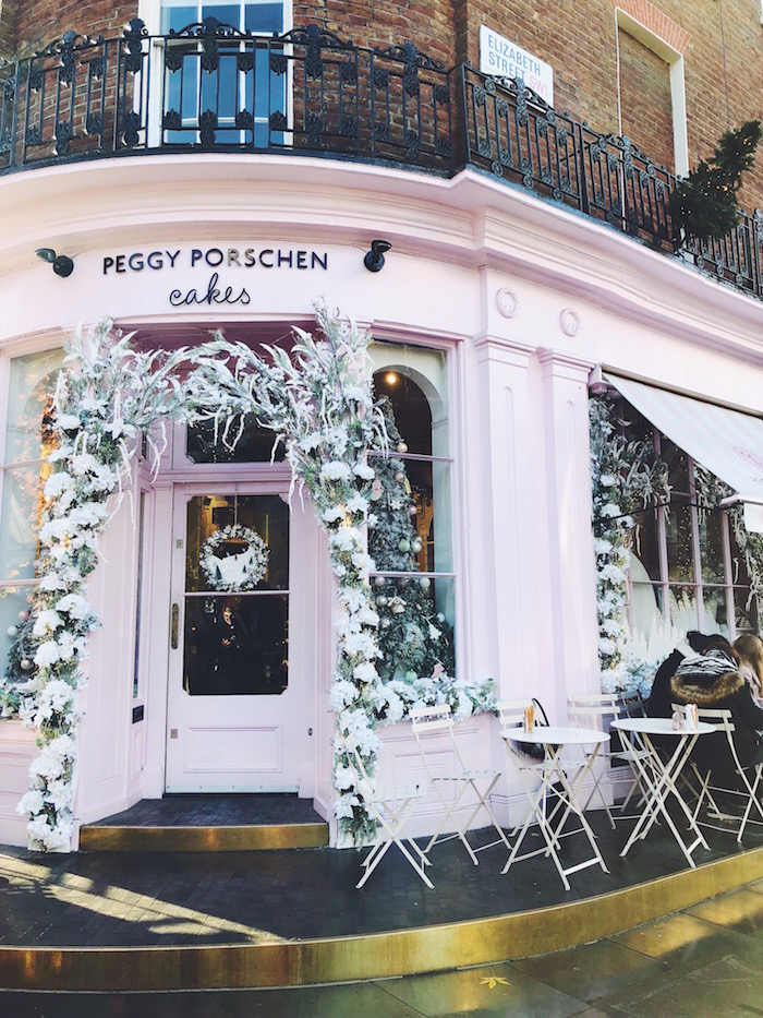 Peggy Porschen Cakes in London
