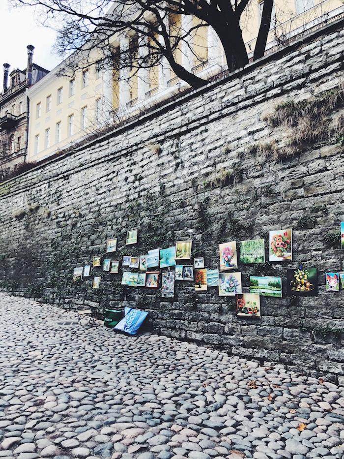 tallinn estonia paintings