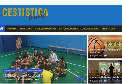 E' online il nuovo sito della Cestistica Assago! Vieni a scoprirlo!