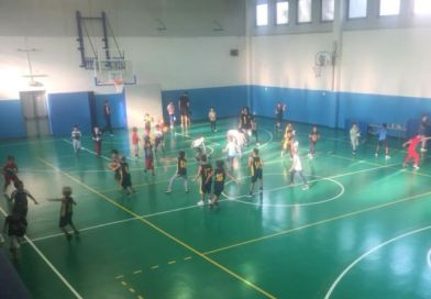 Settore Minibasket: giovedì 27 settembre l'anteprima per tutti i bimbi
