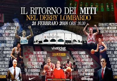 Old Star Game: il ritorno dei Miti nel basket lombardo! Promozione speciale per la Cestistica Assago