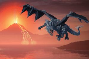 O drakovi, který nelétal