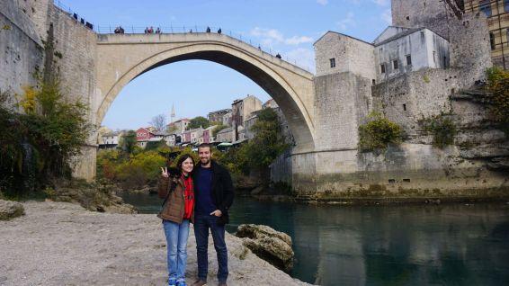 Bosna Hersek Mostar Köprüsü [object object] Vizesiz Gidilen Balkan Ülkeleri – Balkan Turu Rehberi Bosna Hersek Mostar K pr s