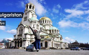 Gezi Rehberi Bulgaristan Sofya Aleksandr Nevski Katedrali