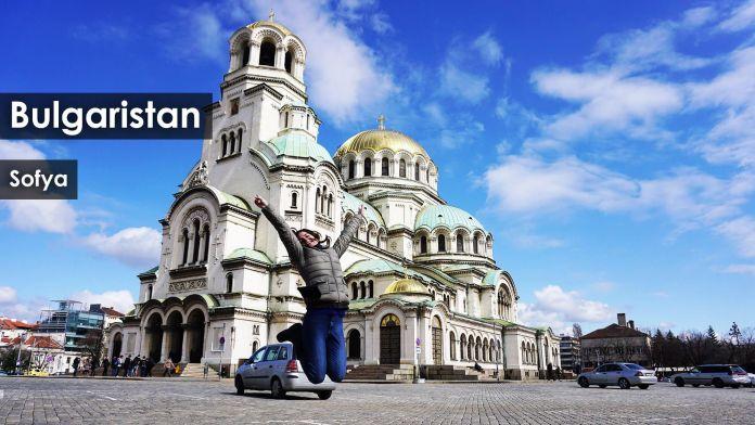 Bulgaristan Sofya Aleksandr Nevski Katedrali