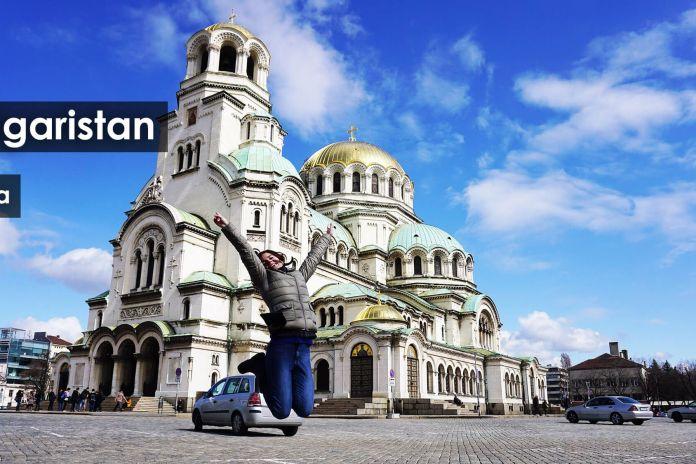 sofya rehberi Bulgaristan | Sofya Rehberi Bulgaristan Sofya Aleksandr Nevski Katedrali