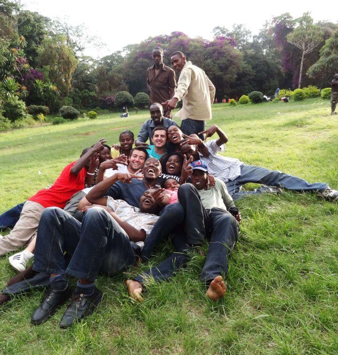 Nairobi Rehberi Kenya | Nairobi Rehberi Kenya Nairobi City Park S  cak   nsanlar