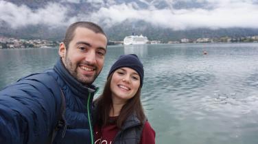 Kotor [object object] Vizesiz Gidilen Balkan Ülkeleri – Balkan Turu Rehberi Kotor Manzaras