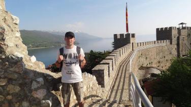 Ohri Kalesi [object object] Vizesiz Gidilen Balkan Ülkeleri – Balkan Turu Rehberi Ohri Kalesi