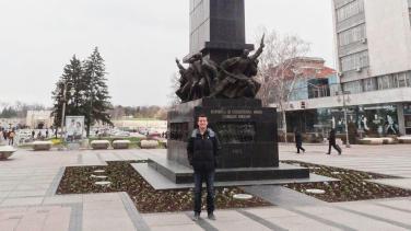 Niş Meydanı [object object] Vizesiz Gidilen Balkan Ülkeleri – Balkan Turu Rehberi S rbistan Ni Kral Milan Heykeli 1