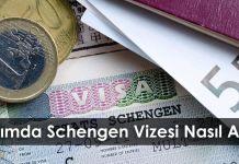 Gezi Rehberi 7 Ad  mda Schengen Vizesi Nas  l Al  n  r