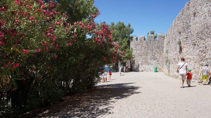Antalya, Alanya Kalesi alanya gezi rehberi Antalya | Alanya Gezi Rehberi Antalya Alanya Kalesi