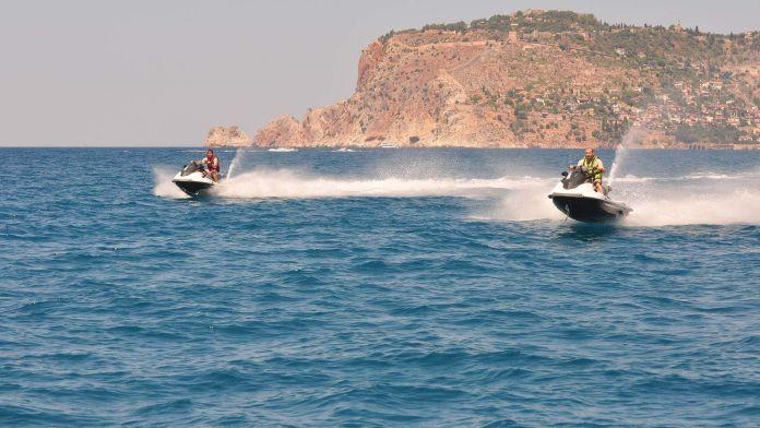 Alanya Plajı, Jet Ski Alanya Gezi Rehberi Antalya | Alanya Gezi Rehberi Alanya Plaj   Jet Ski