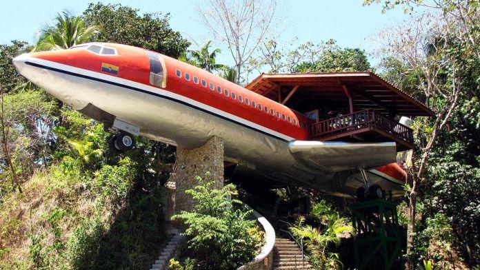 Hotel Costa Verde, Puntarenas Province, Kosta Rika  Dünyanın En Sıradışı 10 Oteli Hotel Costa Verde Puntarenas Province Kosta Rika